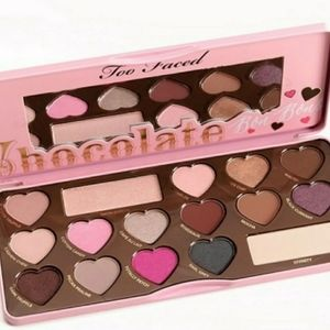 NEW Too Faced Chocolate Bon Bons Eyeshadow Palette